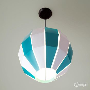 Balloon lamp by EcogamiShop