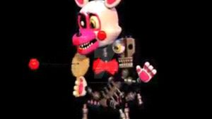 (FNaF World Trailer) Mangle by DarkVirus87