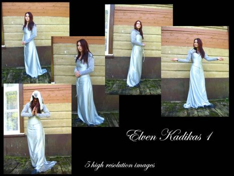 Elven Kadikas 1 stock pack by Mithgariel-stock