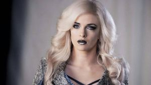 Killer frost RP by AstroGoldenBadger