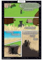 Of Beasts and Men - Chapter 1 - Page 9 by RearmedDreamer