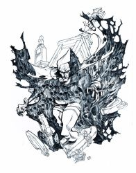 THE SPECTRE by EricCanete