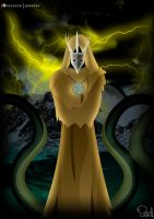 Hastur - The Yellow King by EdoNovaIllustrator