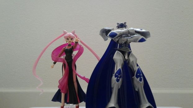 Wicked Lady an Chaos Dukemon by Animalunleashed