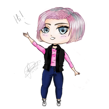 Me ~ by Pikiwii
