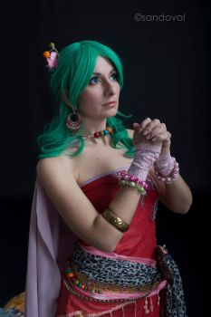 Terra Branford - Prayer by Aliceincosplayland