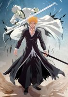 Ichigo: Hollow Within by Graphic--Ops