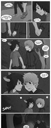 The Gloaming - Page 023 by arosyks
