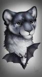 [C] .: Galaxy coat :. by ancarie-bluewolf