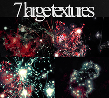 7 Large Textures Pack by mr-tiefenrausch