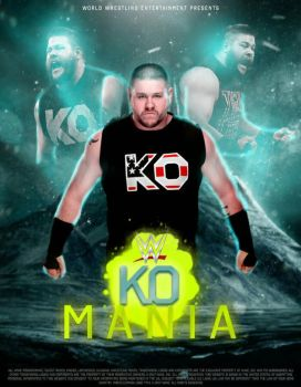 WWE K.O Mania by tsgraphics