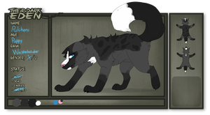Rickon Application by PenumbralWolf