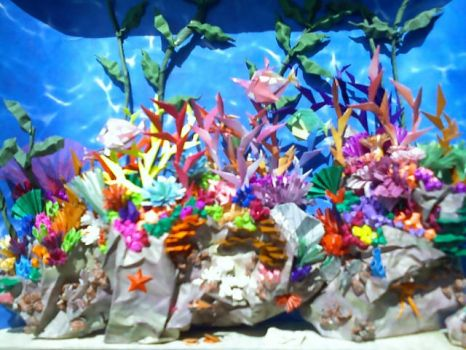 coral reef 09 day? W.I.P. by Mindslave24-7