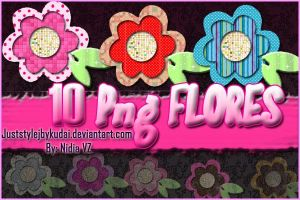 PNG_FLOwers_pack by juststyleJByKUDAI