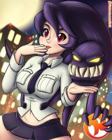 Sexy Filia Pinup by Reit-9