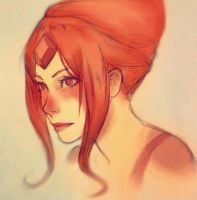 Flame Princess by Maruta-chan6