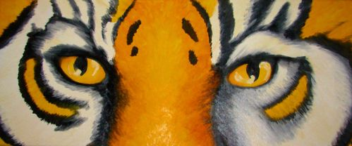 Tiger Eyes by KRSdeviations