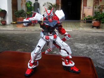 Astray Red Frame by overkilling