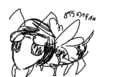 Bee Mount (day 19) by BigFootJake