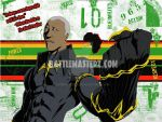Mandela is the Black Panther by DORMWORLD