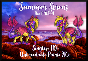 Summer Sirens by Bml1997