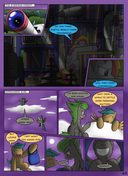 MLP FIM STARS Chapter-4 Stickers Page-62 by MultiTAZker
