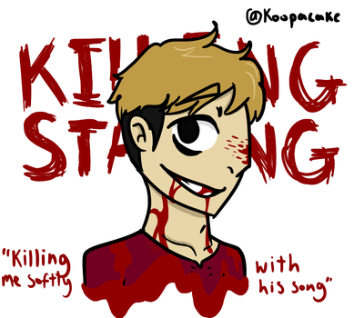Sangwoo from Killing Stalking by Koopacake