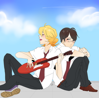 {Doukyuusei} Wanna Be Yours by Textzitot