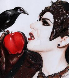 Long Live The Evil Queen by AbrilImpit