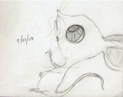 Stunned Mouse, 2008 by suicide-butterflies