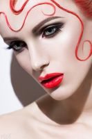 Red Curves by FlexDreams