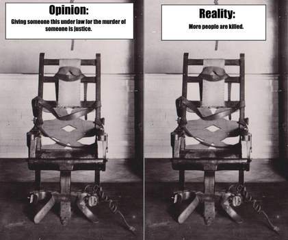The Death Penalty is Morally Wrong by wwwarea
