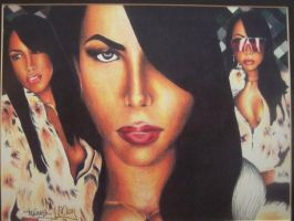 Aaliyah by Mccrayke86