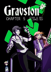 Chapter 5 Cover by Rogo-the-Golden-Boy