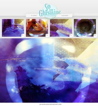 Textures - Mixed by So-ghislaine