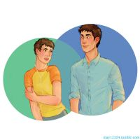 Hazel And Augustus by may12324