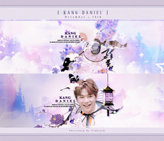 KANG DANIEL by suceobaby