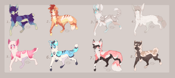 Adopts by Caffeyeen