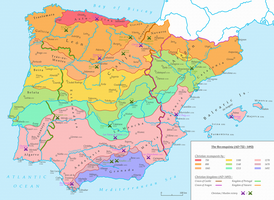 The Reconquista (AD 722 - 1492) by Undevicesimus