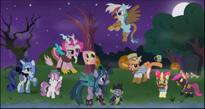 Nightmare night what a fright by schnuffitrunks