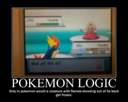 POKEMON LOGIC