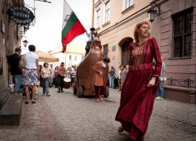 Jagiellonian Fair Parade 2 by vertiser