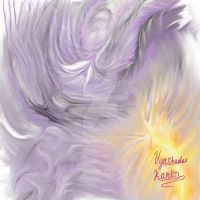 Purple Storm by Vyechi