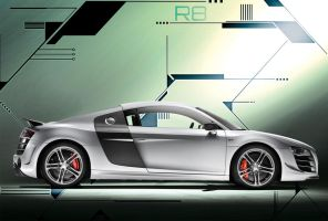 Audi R8 WP 2 by g0dz5