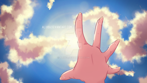 Touch the sky by Alix89