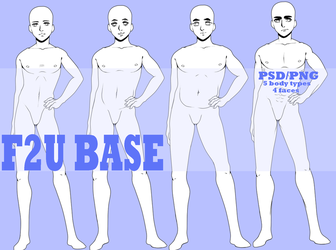 F2U Masculine Base by peterpeckerhead