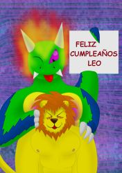 Cumple Leo 2018 by Quilmer