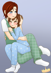Comforting Crevy by Pastel-Hime