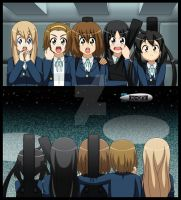 K-on - 'Let's make a band' by Sleepless-Piro