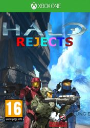 Halo Rejects (the box) by JimmyTheNerd